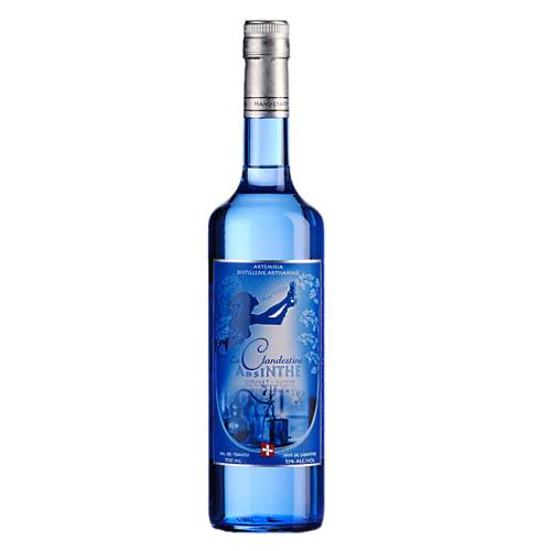 Absinthe La Clandestine la clandestine suisse absinthe is crafted in the val de travers switzerland the birthplace of absinthe la clandestine is as genuine as absinthe gets.