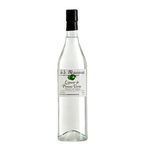 Apple Liqueur Massenez massenez green apple liqueur is made with apples their sweetness and acidity stand out in this liqueur.