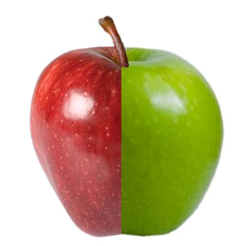 Apple an apple is a sweet edible fruit produced by an apple tree.