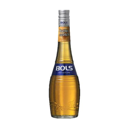 Butterscotch Liqueur Bols a delicious golden coloured liqueur with the real flavour of butterscotch caramel underpinned by elements of saltwater taffy and spices.