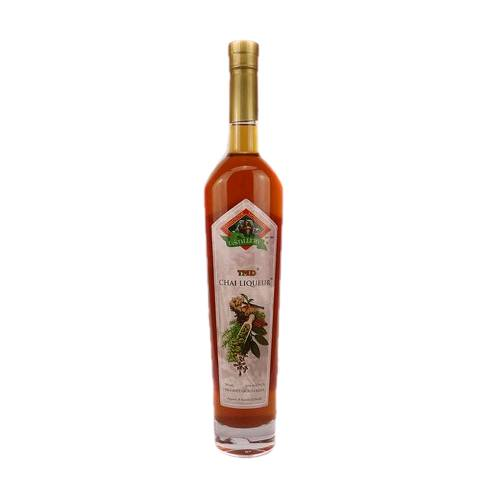 Chai Liqueur Tamborine Mountain tamborine mountain chai liqueur with cinnamon and spiced honey at the onset rounded by notes of ginger and exotic spices like black tea cinnamon fennel clove and black pepper.