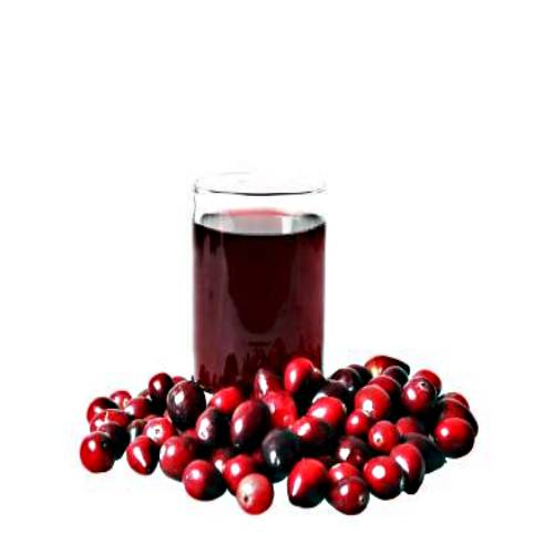 Cranberry Juice cranberry juice is the juice of the cranberry. the term used on its own usually refers to a sweetened version.
