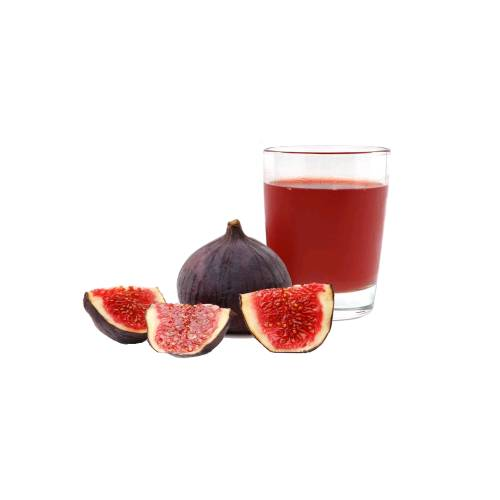 Fig Juice juice made from figs.