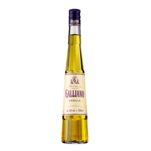Galliano Vanilla very smooth liqueur with a huge hit of vanilla that runs from start to finish.