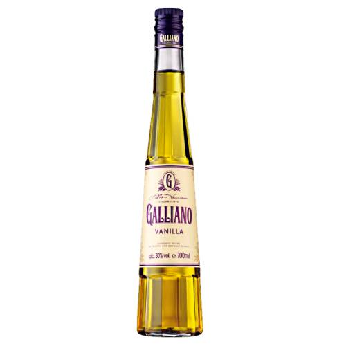 Galliano galliano is a sweet herbal liqueur made with licorice and anisette flavour.