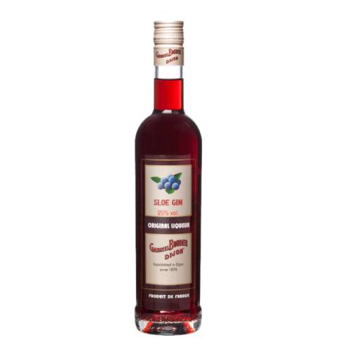 Gin Sloe Gabriel Boudier gabriel boudier sloe gin made from wild sloe berries from blackthorn bushes which grow on limestone plateaus are left entirely to macerate in gin.