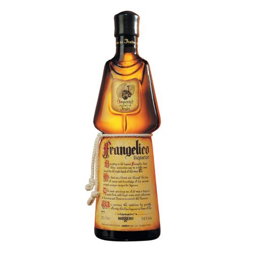 Hazelnut Liqueur Frangelico frangelico is a hazelnut liqueur and brand of noisette and herb flavoured liqueur which is produced in canale italy.