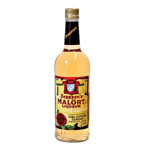 Jeppsons Malort jeppsons malort a liquor is a brand of bask and is made with wormwood with a bitter flavour.