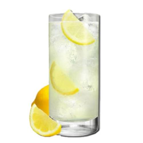 Lemon Soda lemon soda water.