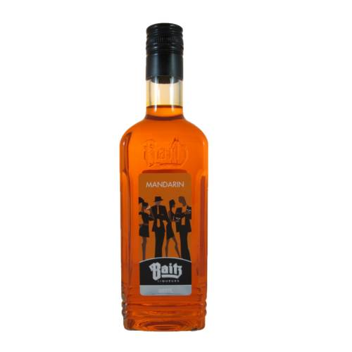 Mandarin Liqueur Baitz baitz mandarin liqueur a distinctive liqueur produced by blending mandarins grown in 4 different areas with matured australian brandy. this enables baitz to produce a liqueur which is fresh tangy and characteristic of the fully ripened fruit.