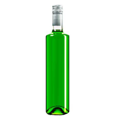 Melon Liqueur melon flavor liqueur made with melons and sugar green in color.