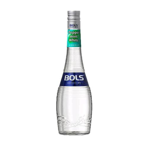 Peppermint Liqueur White Bols bols peppermint white is a clear peppermint liqueur the flavor is extracted directly from fresh mint leaves.