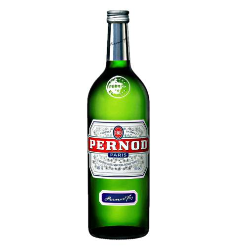 Pernod first made in 1805 by henri louis pernod it is an unsweetened aniseed flavoured liqueur that is often enjoyed after dinner as a digestive. pernod is a liqueur flavoured with star anise stong in scent.
