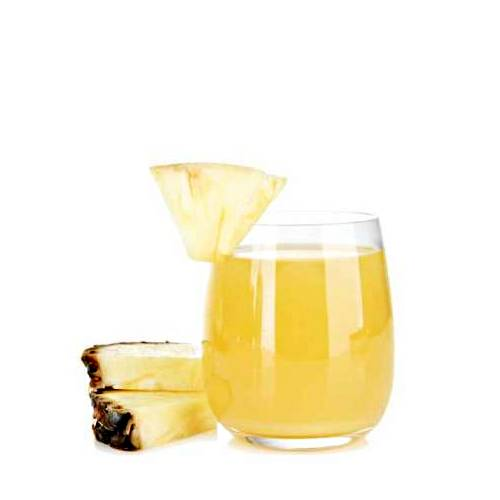 Pineapple Juice juice made from pineapples and finely strained.