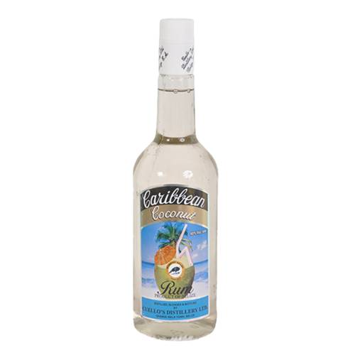 Rum Coconut Caribbean caribbean coconut rum is a beverage distilled alcoholic and made from sugarcane and coconut flavour.