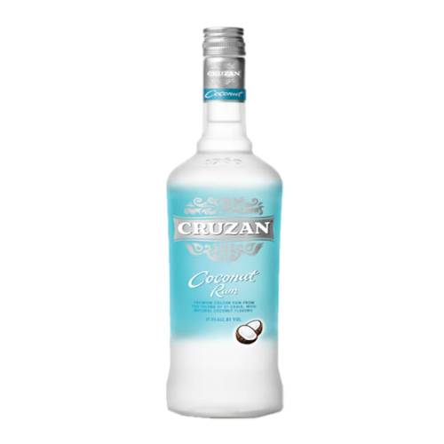 Rum Coconut Cruzan cruzan coconut rum is a beverage distilled alcoholic and made from sugarcane and coconut flavour.