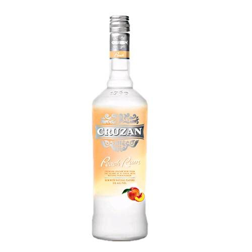 Rum Peach Cruzan cruzan peach rum made by cruzan rum distillery known as estate diamond.