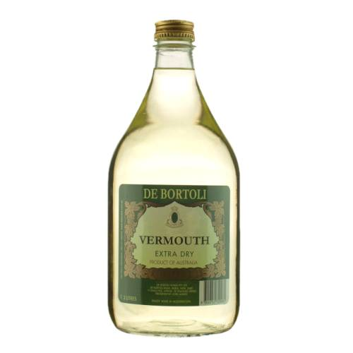 Vermouth Dry De Bortoli de bortoli dry vermouth is an aromatized fortified white wine flavored with various botanicals.