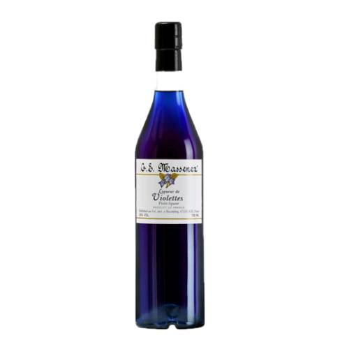 Violet Liqueur Massenez massenez violet liqueur retains the true nature of the violet a very fragile rare flower that surprises with its bewitching aromas.