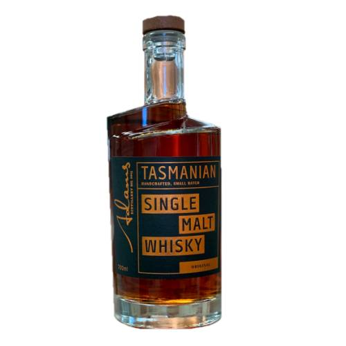 Whisky Adams Distillery adams distillery whisky is slight peppery notes and hints of black fruits sweet and intense upfront with a drawn out almost dry finish adams pinot noir finish is a pleasant surprise and a wonderful twist on what is becoming the quintessential red wine whisky.
