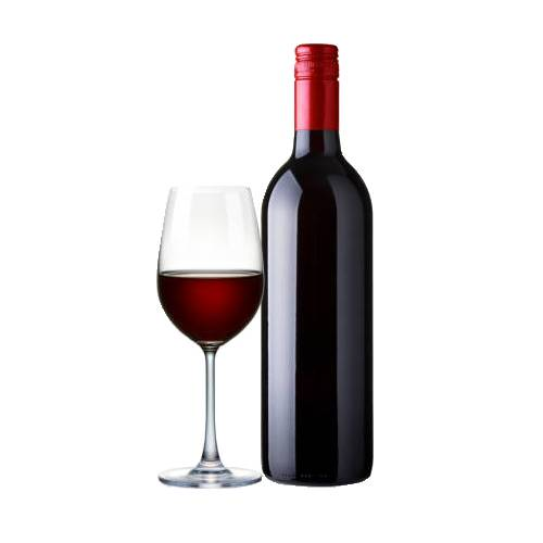 Wine Red red wine is a alcoholic beverage made by fermenting red grapes.